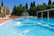 Открытый бассейн, детская зона
